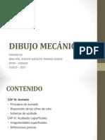 DIBUJO MECANICO