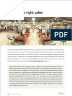 Retail Outlook Value Retailing