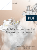 E-book Atlas Agrotóxico 2017 Larissa Bombardi