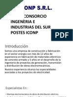 ICONP SRL