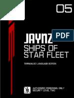 Jaynz - Jaynz' Ships of Star Fleet 5