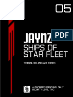 Jaynz - Jaynz' Ships of Star Fleet 5