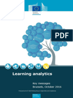 Learning Analytics (Key messages)