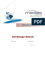 Unit Manager Network