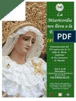 Programa Actos 125 Aniversario Esperanza de Vegueta (1)