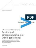 Accenture Interview Steve Wozniak PDF