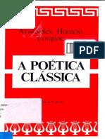 ARISTOTELES, HORACIO, LONGINO - A poética Clássica.pdf