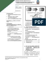 Resumen-ejecutivo-grupo-n-5-Flujo Rapidamente Variado Resalto Hidraulico y Flujo Gradualmente Variado