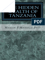 THE HIDDEN WEALTH OF TANZANIA