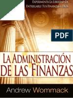 La Administración de las Finanzas - Andrew Wommack.docx