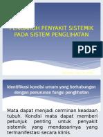 4. Pengaruh Penyakit Sistemik pada Sistem Penglihatan.pptx
