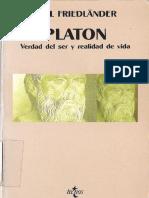 Platón. La Verdad de Ser
