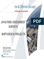 JH143 Risk Assessment Surveys_B. Docherty