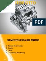 Mantenimiento Motor Otto
