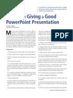 Good Power Point