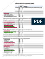 10 9 Lindahl Martin Heurisitics Checklist