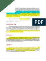 Efectos de Pequeñas Cantidades de Otros Elementos en Los Aceros