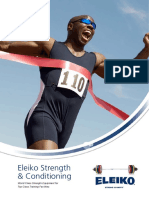Eleiko Strength & Conditioning English 2012