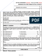 Bordereau et détails estimatif LOT.xlsx