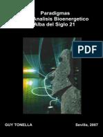 Paradigmas_Análisis Bioenergético