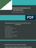Caracterización Dinámica de Yacimientos - Copia