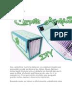 Folder Organizador