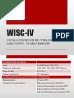 WISC IV,Desc Completa