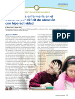 El Papel de La Enfermeria en El TDAH