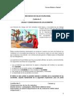 Accidentes de Trabajo Informes Investigacion