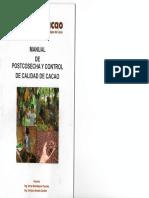 Manual de Cacao