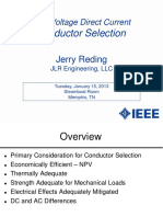 Reding ConductorSelection HVDC