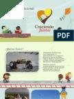 Carpeta Institucional 2015 creciendo juntos