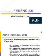 Citac807o771es e Refere770ncias