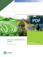 CSI Guidelines on Quarry Rehabilitation (Spanish)_Dec 2011.pdf