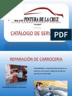 Catalogo de Servicios 2017
