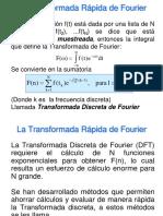 La Transformada Rápida de Fourier PDS