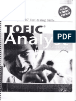 1. TOEIC Analyst Taylor Guide