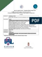 Karavan Le - Agenda 08 06 2016