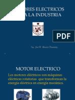 Motores Electricos Para La In