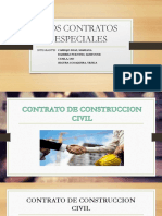 CONTRATOS ESPECIALES DIAPOSITIVAS