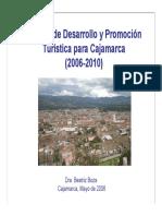 Politicas Turismo