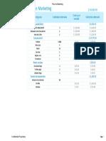 Plan de Marketing en Excel