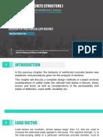 4. Design of Beams
