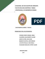Cuestionario de Introduccion a La Mineria II-1-1[1]