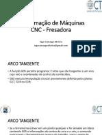 Programação de Máquinas CNC - Fresadora Aula 2