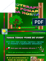 Fitoterapia Pomar Horta