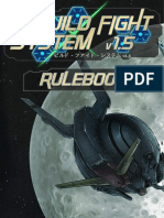 Build Fight System Rulebook 1.5