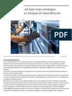 Estrategias Empresariales Para Tiempos de Hiperinflación