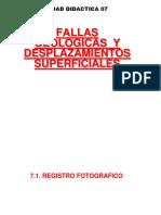 UNIDAD DIDACTICA 7  - FALLAS GEOLOGICAS Y DESPAZAMIENTOS SUPERFICIALES.pdf