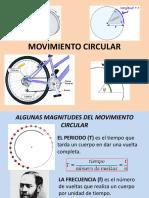 1 Movimiento Circular